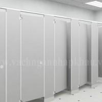 Vách ngăn vệ sinh compact ở Tphcm