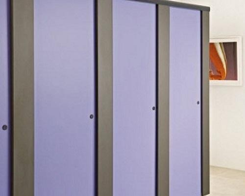 Tìm hiểu những đặc điểm của vách ngăn vệ sinh cao cấp compact HPL