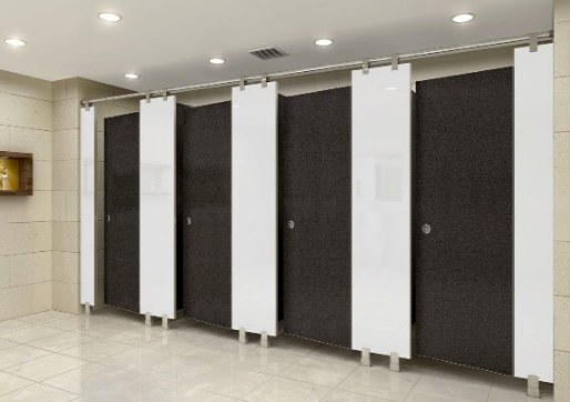 Tìm hiểu các vách ngăn vệ sinh compact HPL