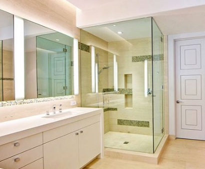 Tìm hiểu về vách ngăn vệ sinh bằng kính