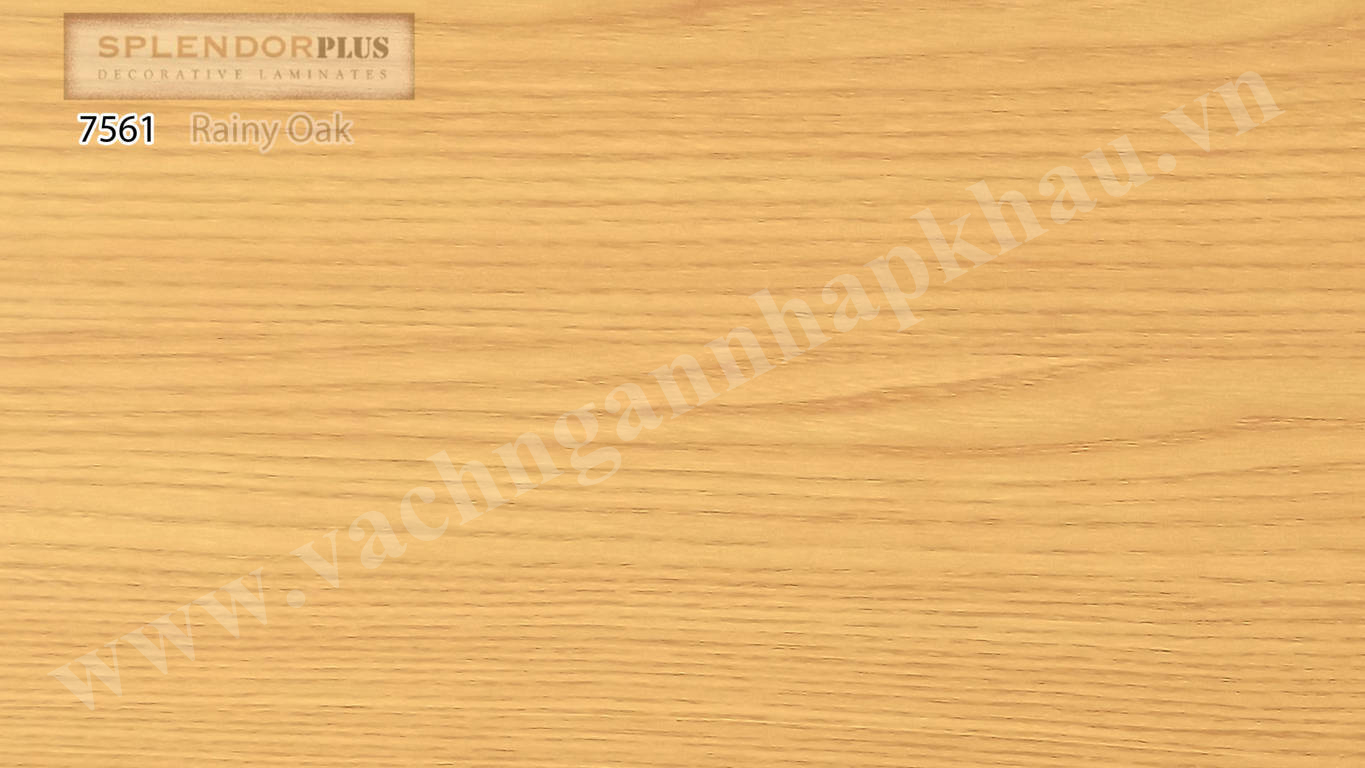 Laminate Splendor 7651 Rainy Oak